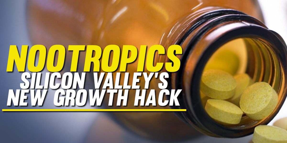 Nootropics Silicon Valley S New Growth Hack Project Macro